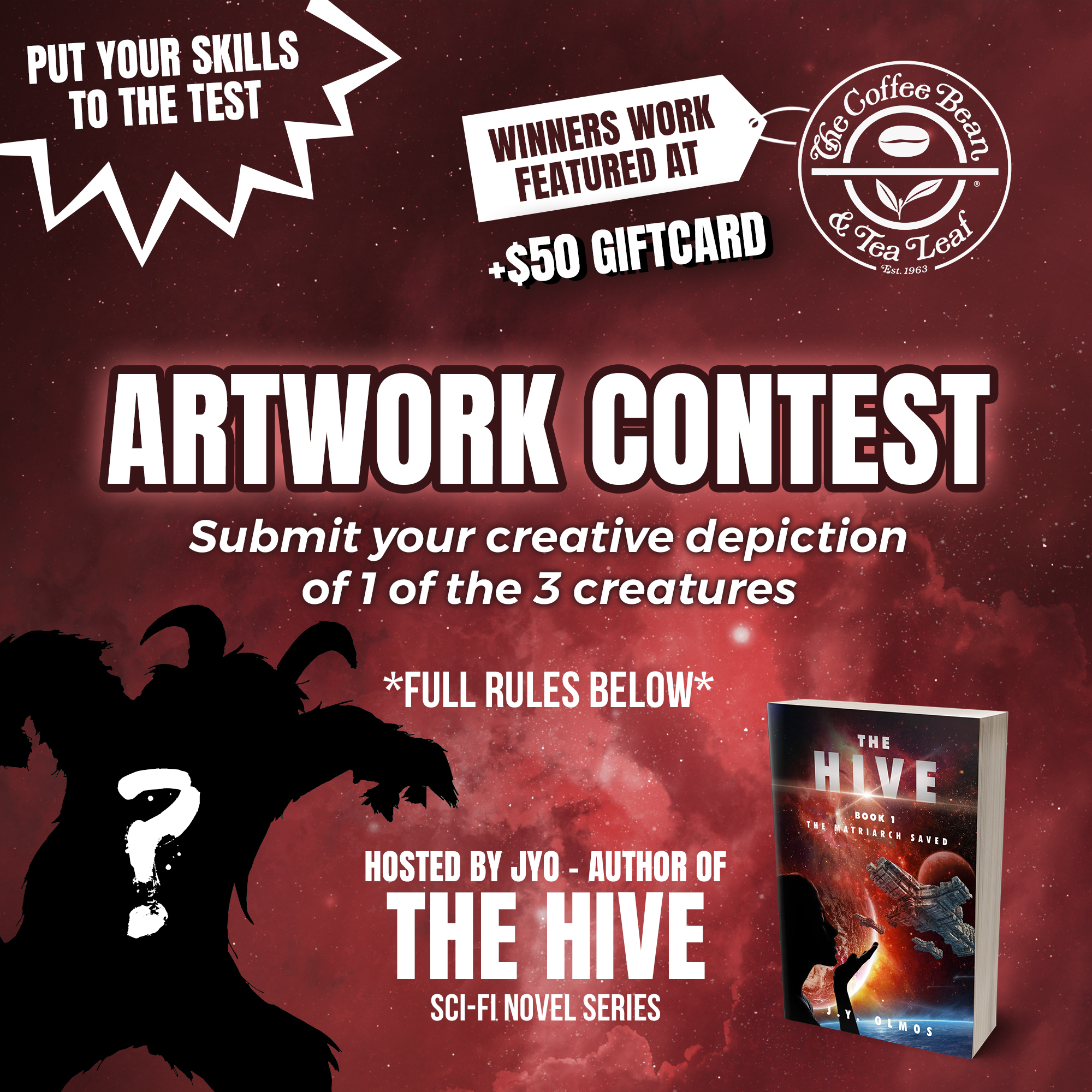JYO artwork contest