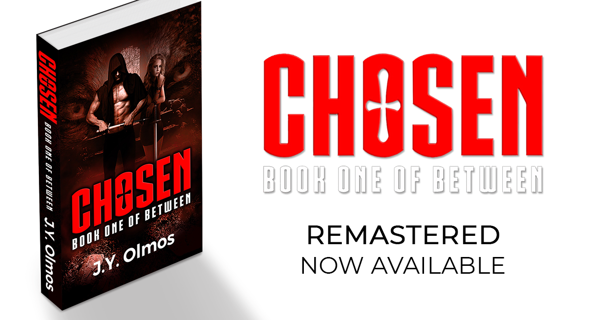 Remastered version of Chosen, Book One of Between