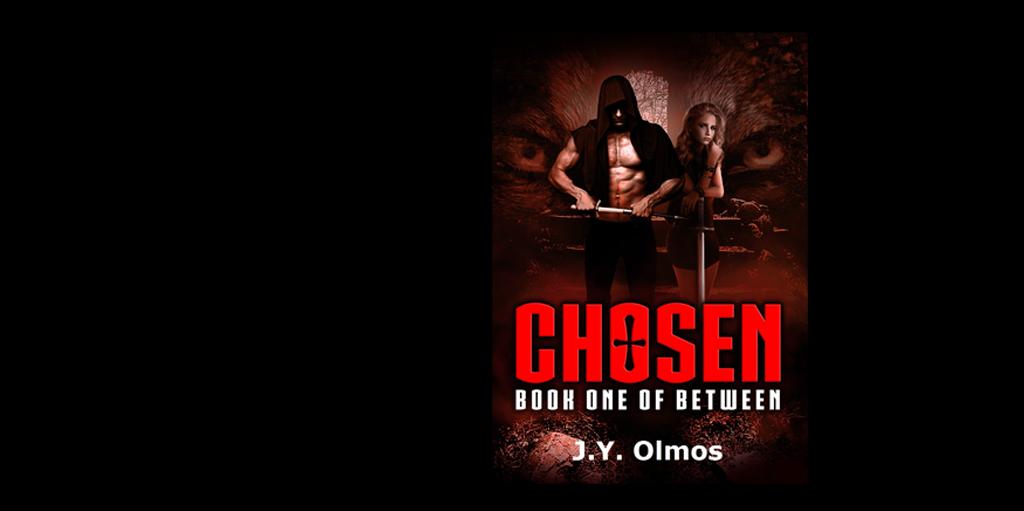 JY Olmos' book, Chosen